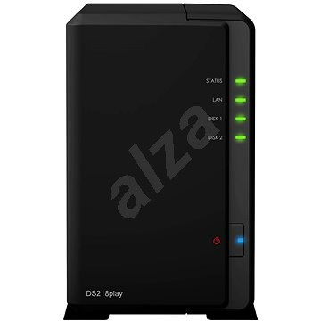Synology DS218play - Data Storage Device