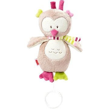 Nuk Forest Fun - Musical Owl - Toddler Toy