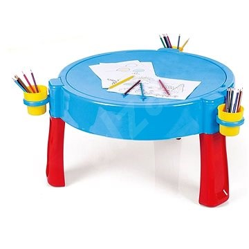Dolu Play Table 3-in-1 - Children's Table