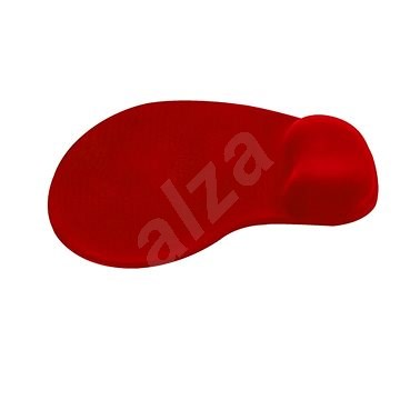 Trust Bigfoot Gel Mouse Pad Red - Mouse Pad
