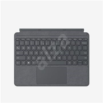 Microsoft Surface Go Type Cover Charcoal ENG - Keyboard