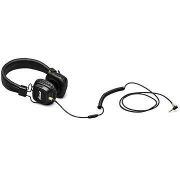Marshall Major II - Black - Headphones