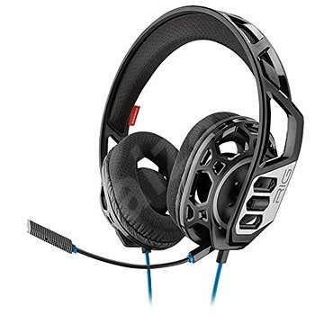 Plantronics RIG 300 HS for PS4, black - Gaming Headphones