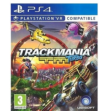 Trackmania Turbo - PS4 - Console Game