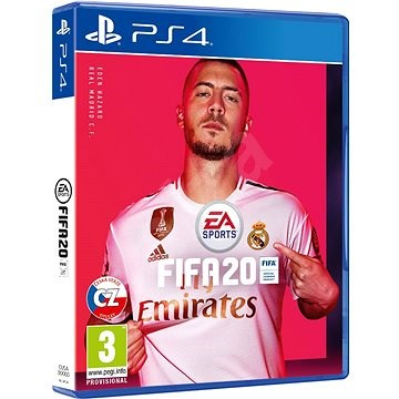 FIFA 20 - PS4 - Console Game
