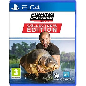 Fishing Sim World 2020 Pro Tour Collector S Edition Ps4 Console Game Alzashop Com