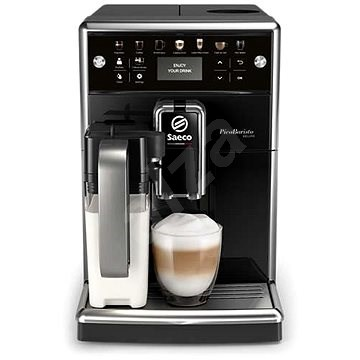 Saeco Picobaristo Deluxe Sm5570 10 Automatic Coffee Machine Alzashop Com