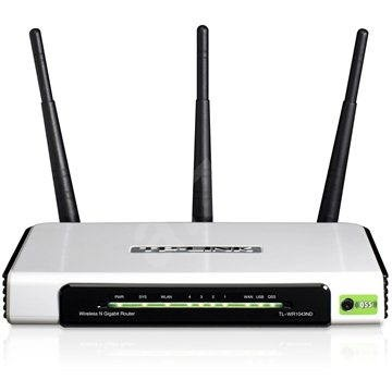 TP-LINK TEW-671BR - WiFi Router